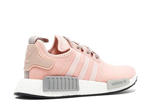 Adidas Originals Nmd_r1 De Vrouwen Running Trainers Sneakers Oranje