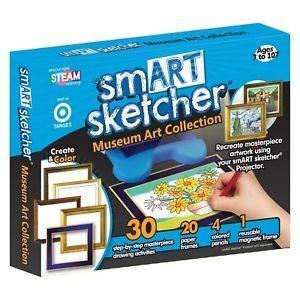 smART Sketcher Colección de Arte del Museo: Amazon.es ...