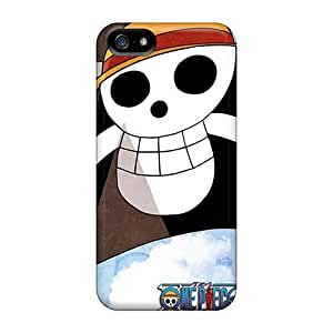 Defender Case For Iphone 5/5s, One Piece Flag Pattern