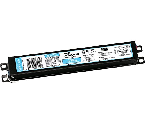 Advance ICN2P32N F32T8 - 1-2 Lamps - 120-277 Volt - Normal Light Output - Low Profile Ballast (10 Pack)