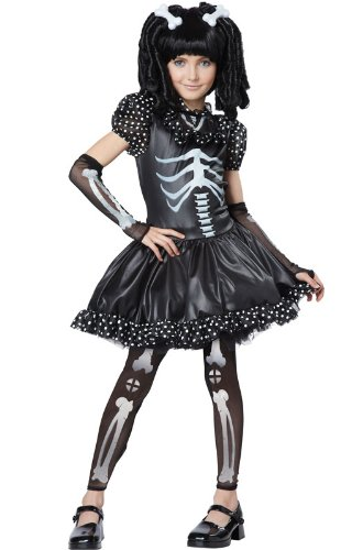 Calif (Spooky Skeleton Costumes)