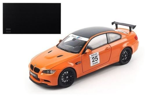 Kyosho 1:18 BMW M3 GTS 25 Year Anniversary Diecast Car Model ~ Prime Shipping - Kyosho Model Cars