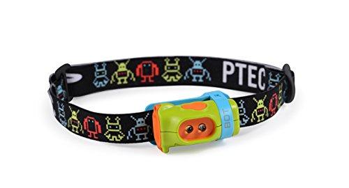 Princeton Tec Bot Headlamp (15 Lumens, Lime) (Kids Headlamp Black Diamond)