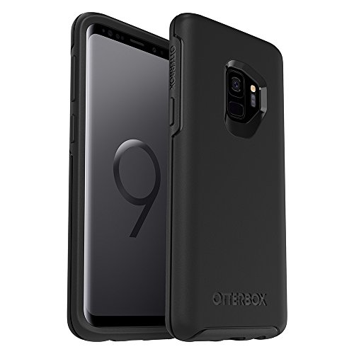 OtterBox SYMMETRY SERIES Case for Samsung Galaxy S9  - BLACK