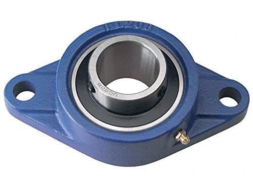 UCFL 204/diá metro SFT20 204 20 mm, hierro fundido brida unidad de auto-alineació n ebean cojinete hierro fundido brida unidad de auto-alineación ebean cojinete 2RS