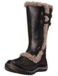 Jambu Women's Artic-Vegan Snow Boot