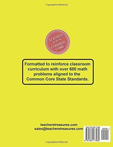 California 4th Grade Math Test Prep: Common Core Learning ...