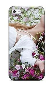 XiFu*MeiTpu Shockproof/dirt-proof Oriental Cover Case For Iphone(5c)XiFu*Mei