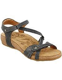 Taos Women's Ziggie Leather Sandal