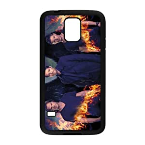 Personal Customization Fire Man Hot Seller Stylish Hard Case For Samsung Galaxy S5
