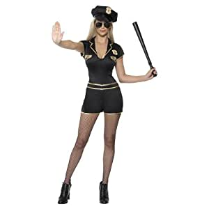 Sexy police woman costume for women (disfraz)