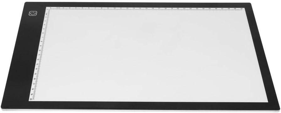 LED Slim Art Craft Drawing Tracing Tattoo Light Box Pad Board Lightbox USB Zerodis A4 LED Light Box