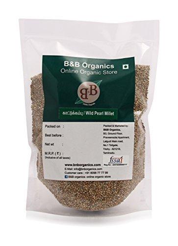 B&B Organics Wild Pearl Millet 2 kg