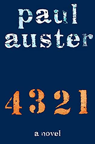 book cover of 4 3 2 1
