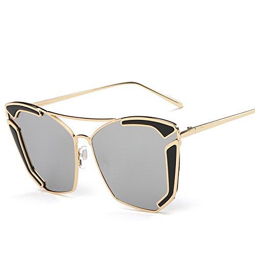 BlackBoxBlackGray De La La Gafas Moda Clásica Tendencia Gafas Sol De De Creativas Personalidad Blackboxmercury De De Las Sol Nueva Las FREGG Popular 7aqRa