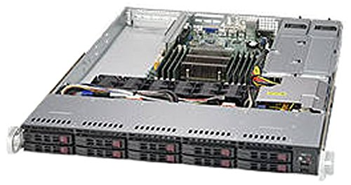 Supermicro Super Server Barebone System Components (SYS-1018R-WC0R) by Supermicro