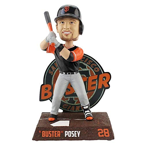 FOCO Buster Posey San Francisco Giants 2018 Players Weekend Nickname Bobblehead MLB
