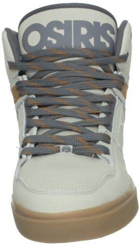 Zapatillas Osiris modelo NYC 83 Josh Grant con suela vulcanizada, color Gris, talla 42 EU (M)