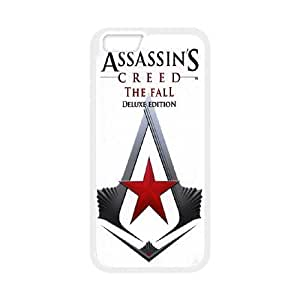 """Classic Case Assassin's Creed pattern design For Apple iPhone 6 Plus 5.5"""" Phone Case"""