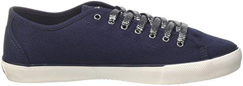 S POLO Donna U Dark Terry ASSN Sneaker Blue Blu HPqxU4x