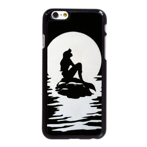 Disney La Petite Sirène Ariel MC68ZC8 coque iPhone 6 6S 4,7 pouces cas de téléphone portable coque S2XB6E1CG
