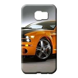 samsung galaxy s6 edge Appearance Hard Skin Cases Covers For phone phone back shells Aston martin Luxury car logo super