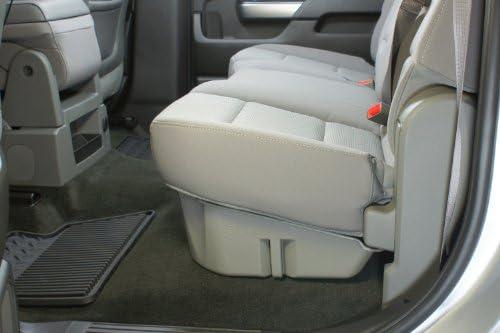 DU-HA 10303 Saddle//Brown Seat Storage