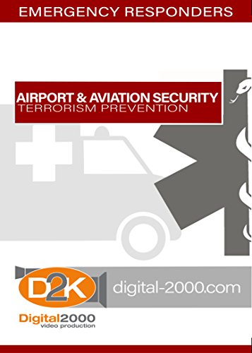 Airport and Aviation Security - Terrorism Prevention Safety Training DVD