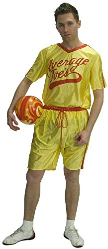 Average Joes Deluxe Mens Adult Costume Standard Yellow -