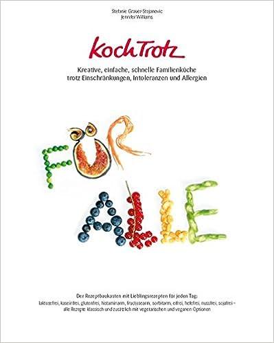 KochTrotz Rezeptbuch Lebensmittelintoleranzen