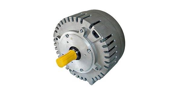 Permanent Magnet Motor >> Motenergy Me 0201014201 Brushless Dc Permanent Magnet Motor