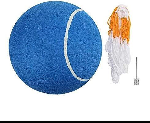 Alomejor Pelota de Tenis Juguete de Pelotas para Perros Tenis de ...