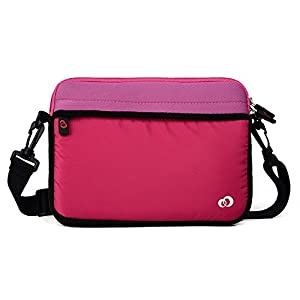 Pink Shoulder Crossbody Style Messenger bag for Lava X80