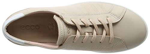 ECCO Aimee, Scarpe Stringate Derby Donna Rosa (Rose Dust/White)