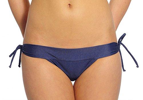 Uhlala CLASSIC Damen Bikinihosen DARKBLUE SEMIA UBW-CL-084