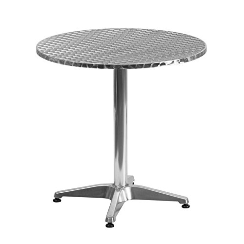 Pemberly Row Aluminum Round Bistro Table by Pemberly Row