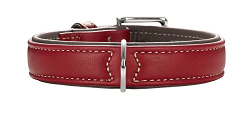 (Hunter HT61226 Canadian Elk Leather Collar, One)
