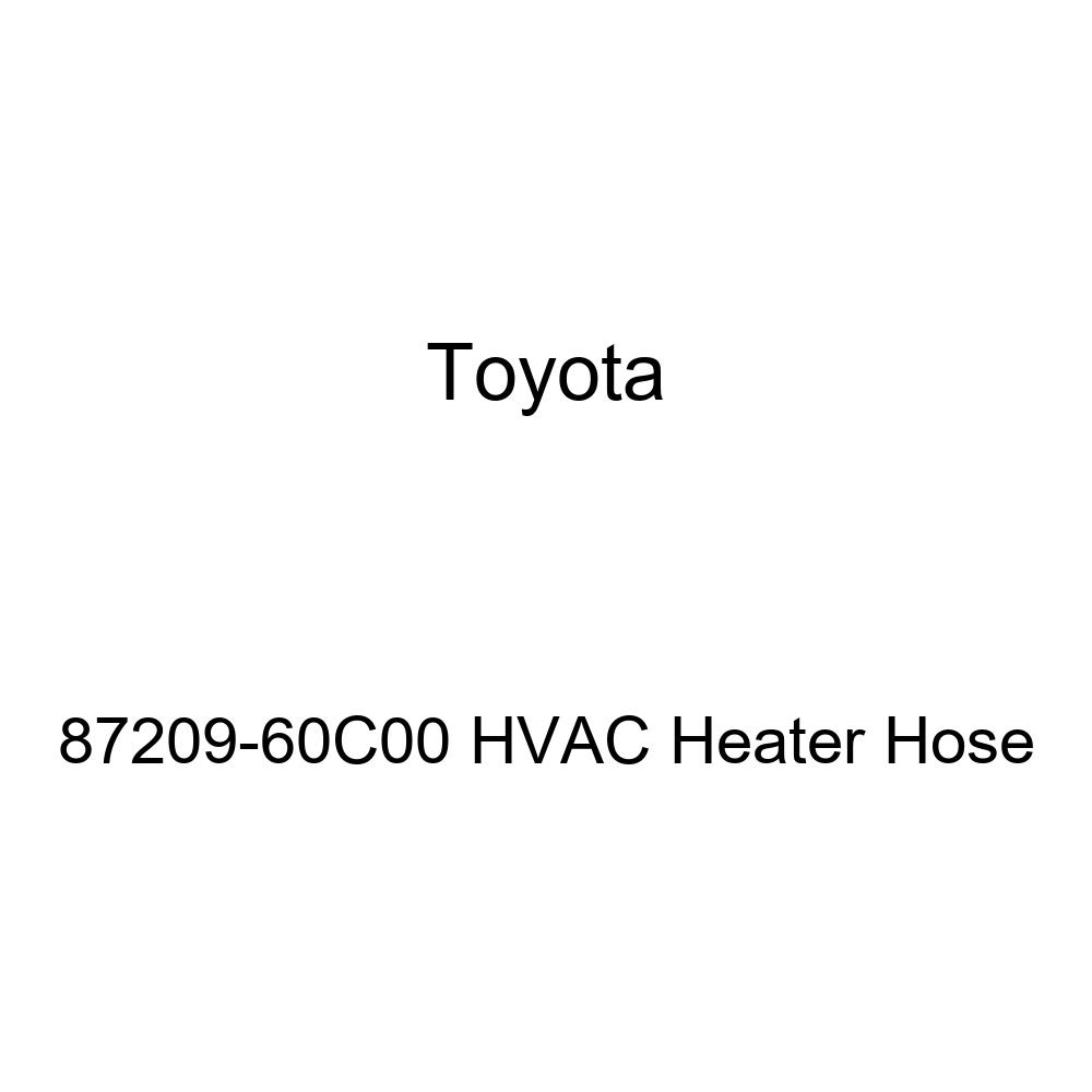 Toyota 87209-60C00 HVAC Heater Hose