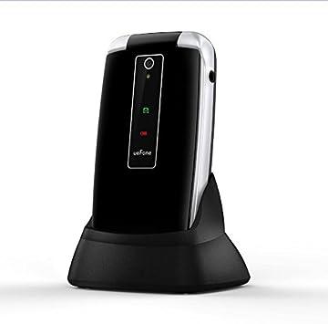 uefone GSM ancianos – Teléfono Móvil (pantalla de 2,2 pulgadas ...