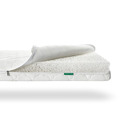 Newton Crib Mattress to Risk, 100% Washable, Hypoallergenic, Better Than