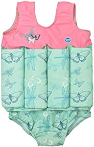Splash About Kids Float Suit with Adjustable Buoyancy (2-4 Years, Dragonfly)
