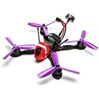 Shendrones Bigwig FPV Racing Quadcopter Kit - Red / White Canopy