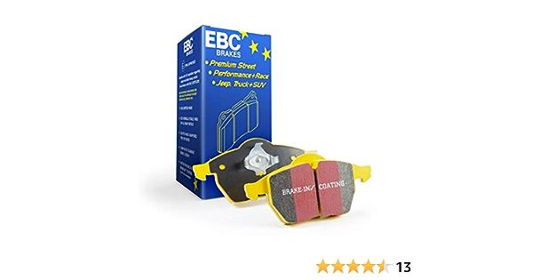 EBC Brakes DP4874R Yellowstuff Street and Track Brake Pad
