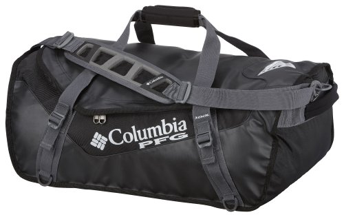 Columbia Lode Hauler 100 Bag (Black-PFG, One Size) by Columbia