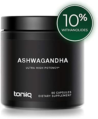 Ultra High Strength Ashwagandha Capsules product image