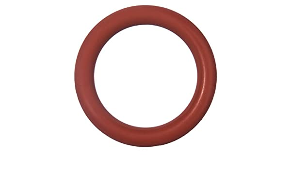 USA Sealing Inc Silicone O-Ring-4mm Wide 20mm ID-Pack of 2