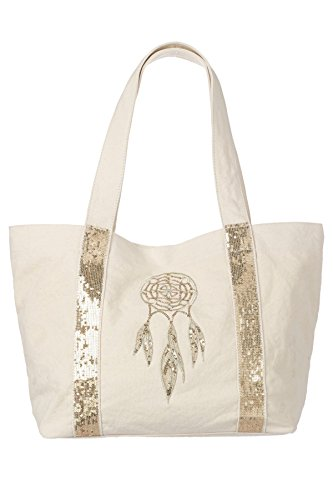 deux-lux-canvas-dreamcatcher-tote-beach-bag-beige-gold-one