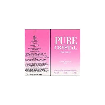 PURE CRYSTAL Perfume By KAREN LOW For WOMEN