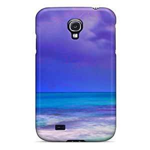 Tpu Case Cover Compatible For Galaxy S4/ Hot Case/ High Voltage Spark