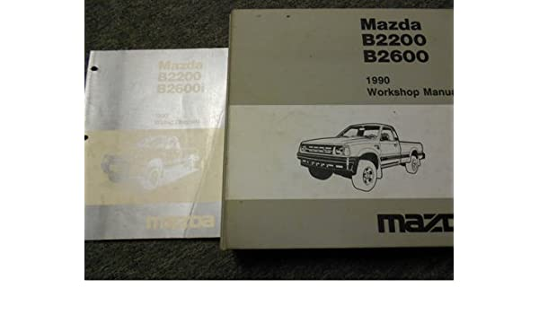B2600 service manual array 1990 mazda b2200 b2600i truck service repair shop workshop manual rh amazon com fandeluxe Image collections